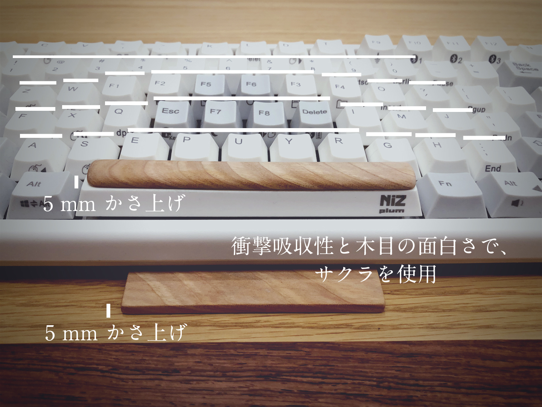 大岡俊彦の作品置き場 > 【キーボード】もはや半分自作キーボードか